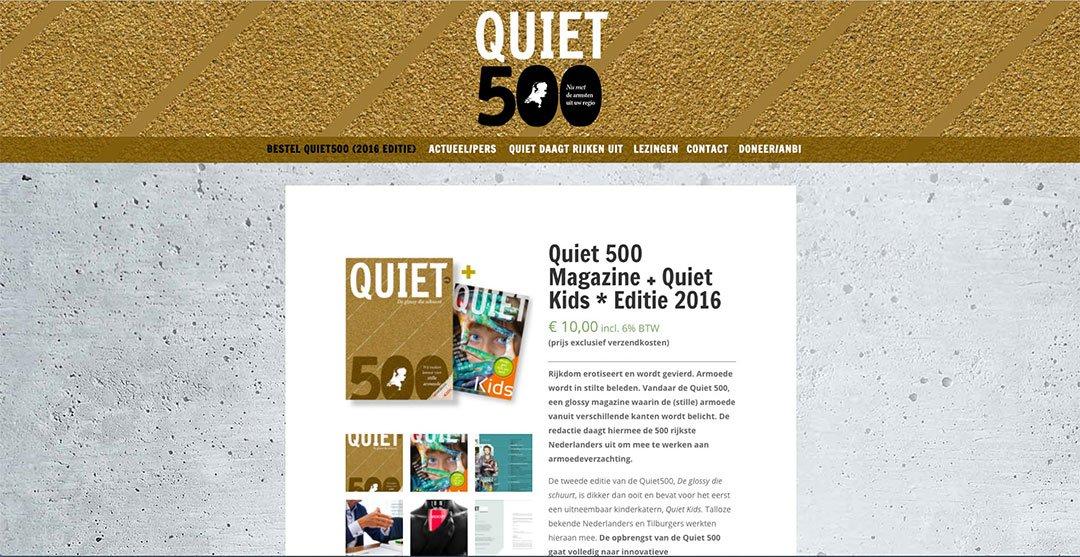 Quiet 500